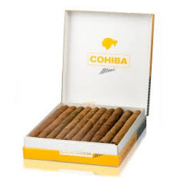 Cohiba Mini - 10 packs (100 cigars)