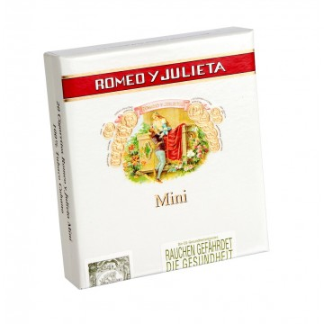 Romeo y Julieta Mini 100's 5盒裝