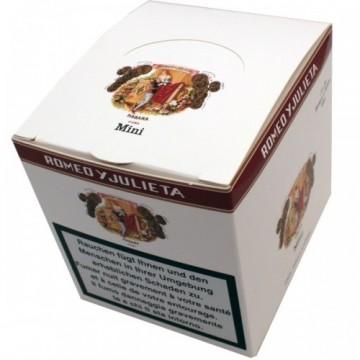 Romeo y Julieta Mini 100's 5盒裝
